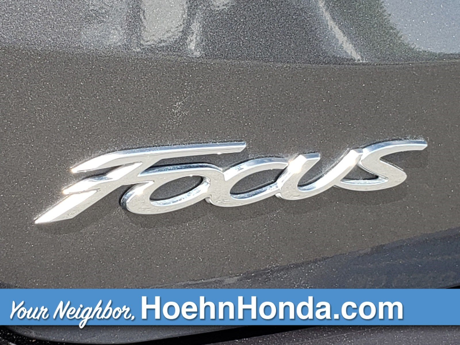 Pre-Owned 2015 Ford Focus Electric