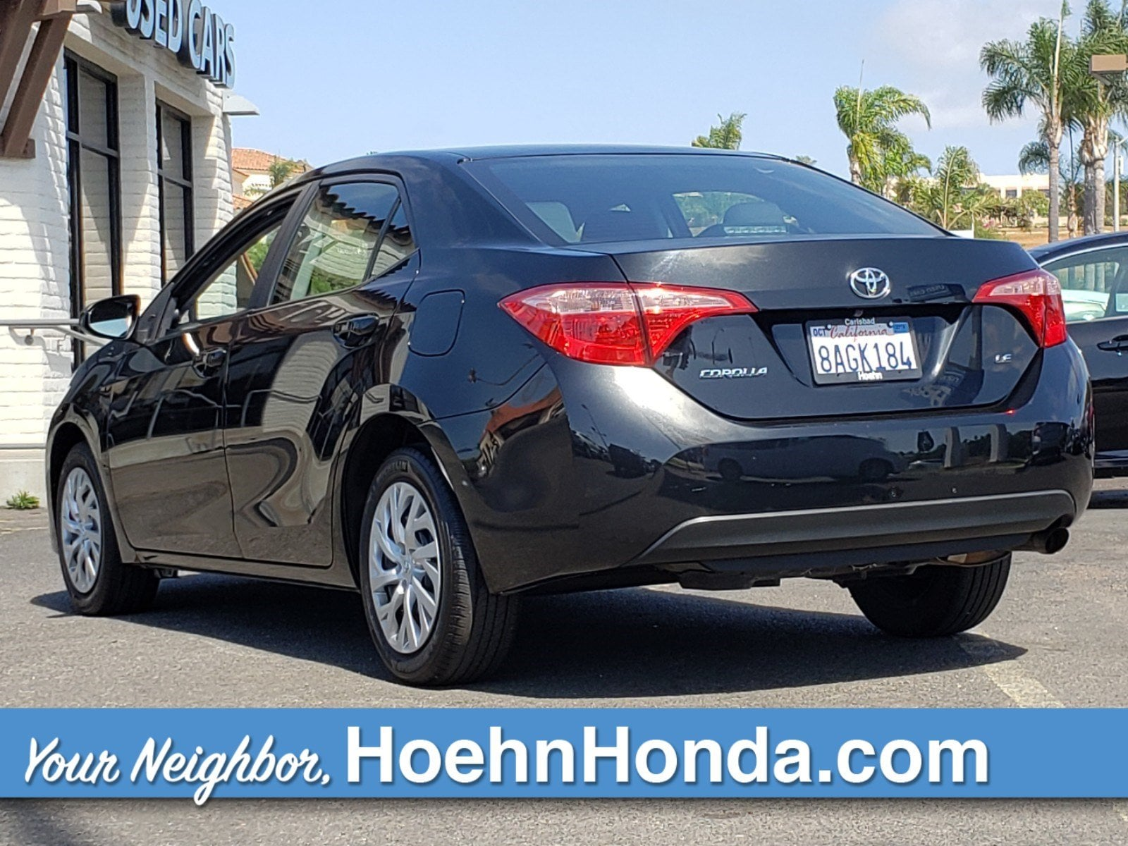 Pre-Owned 2018 Toyota Corolla