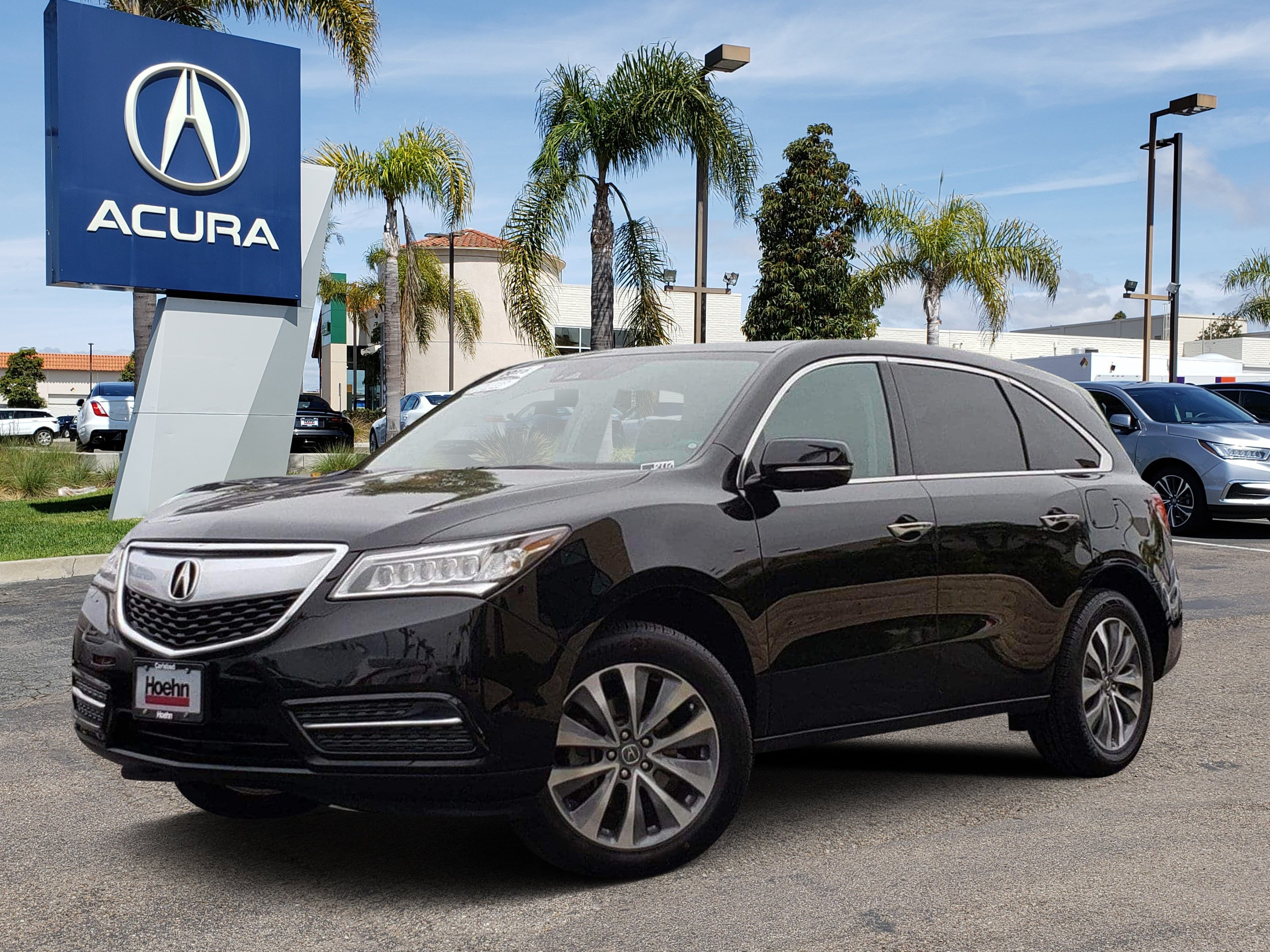 Pre-Owned 2016 Acura MDX 3.5L w/Technology Package