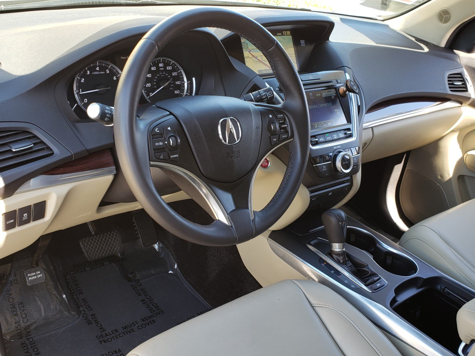 Pre-Owned 2014 Acura MDX MDX with Technology and Entertainment Packages