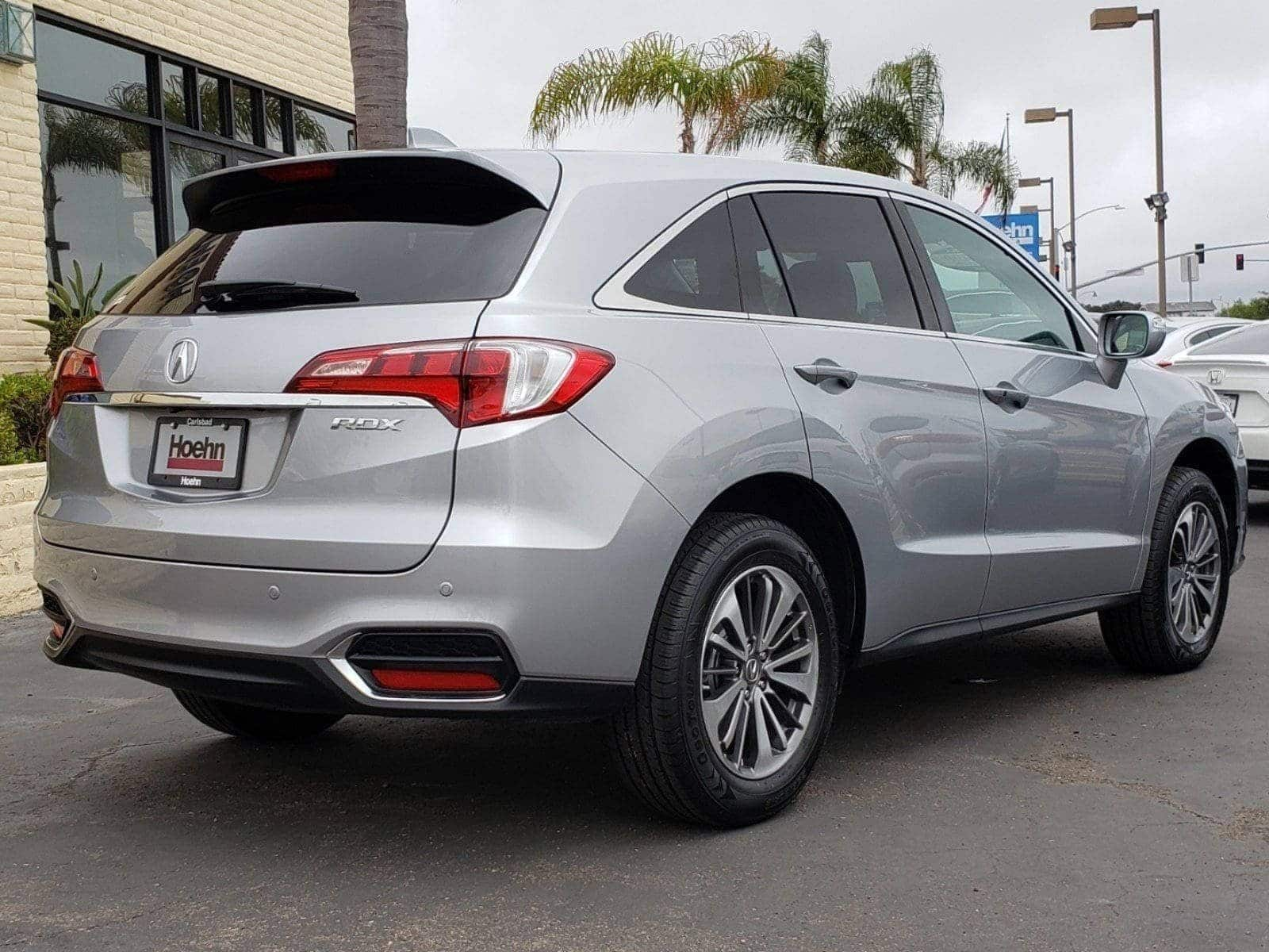 Pre-Owned 2017 Acura RDX V6 with Advance Package