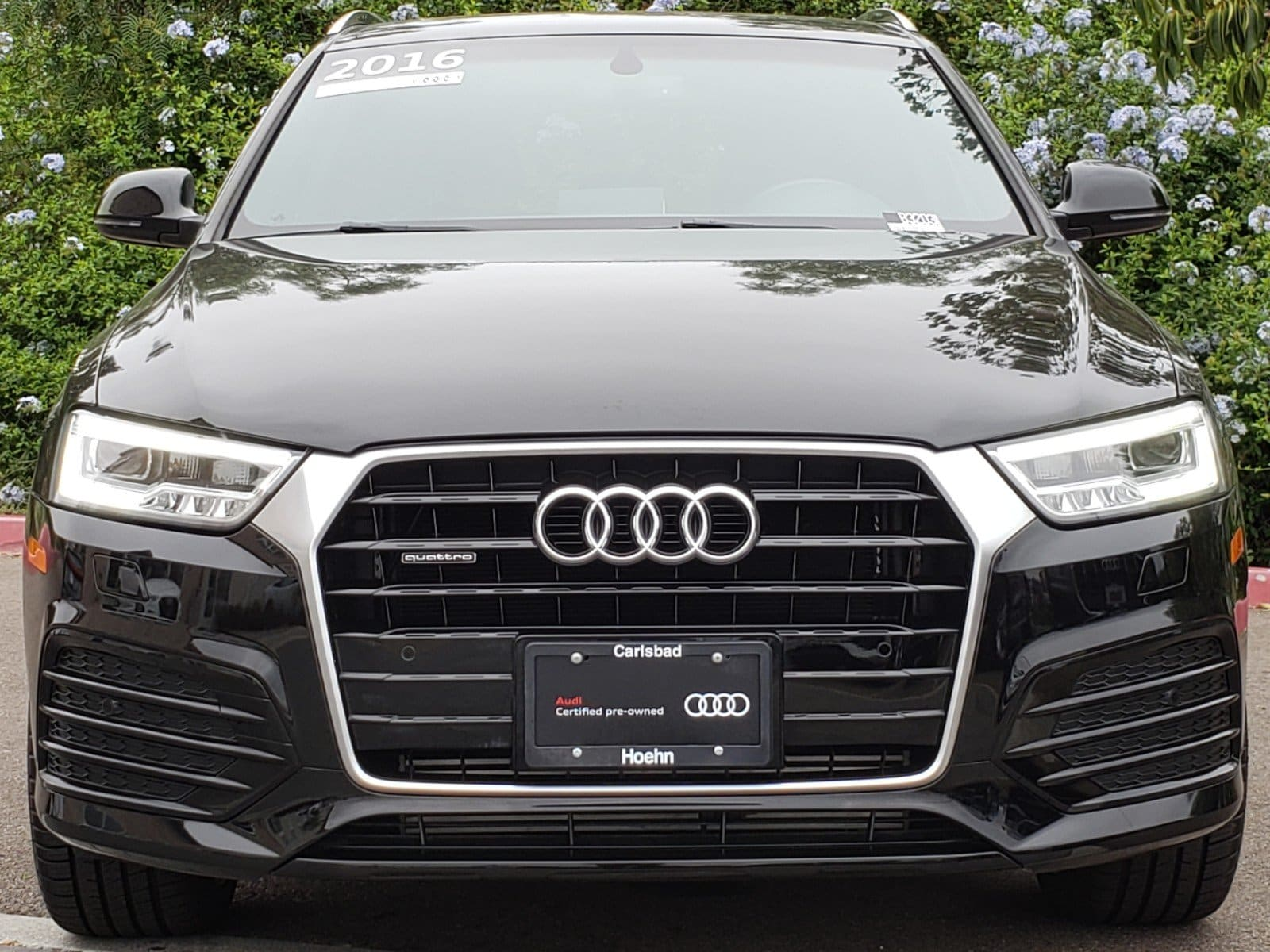 Pre-Owned 2016 Audi Q3 Quattro 2.0T Premium Plus