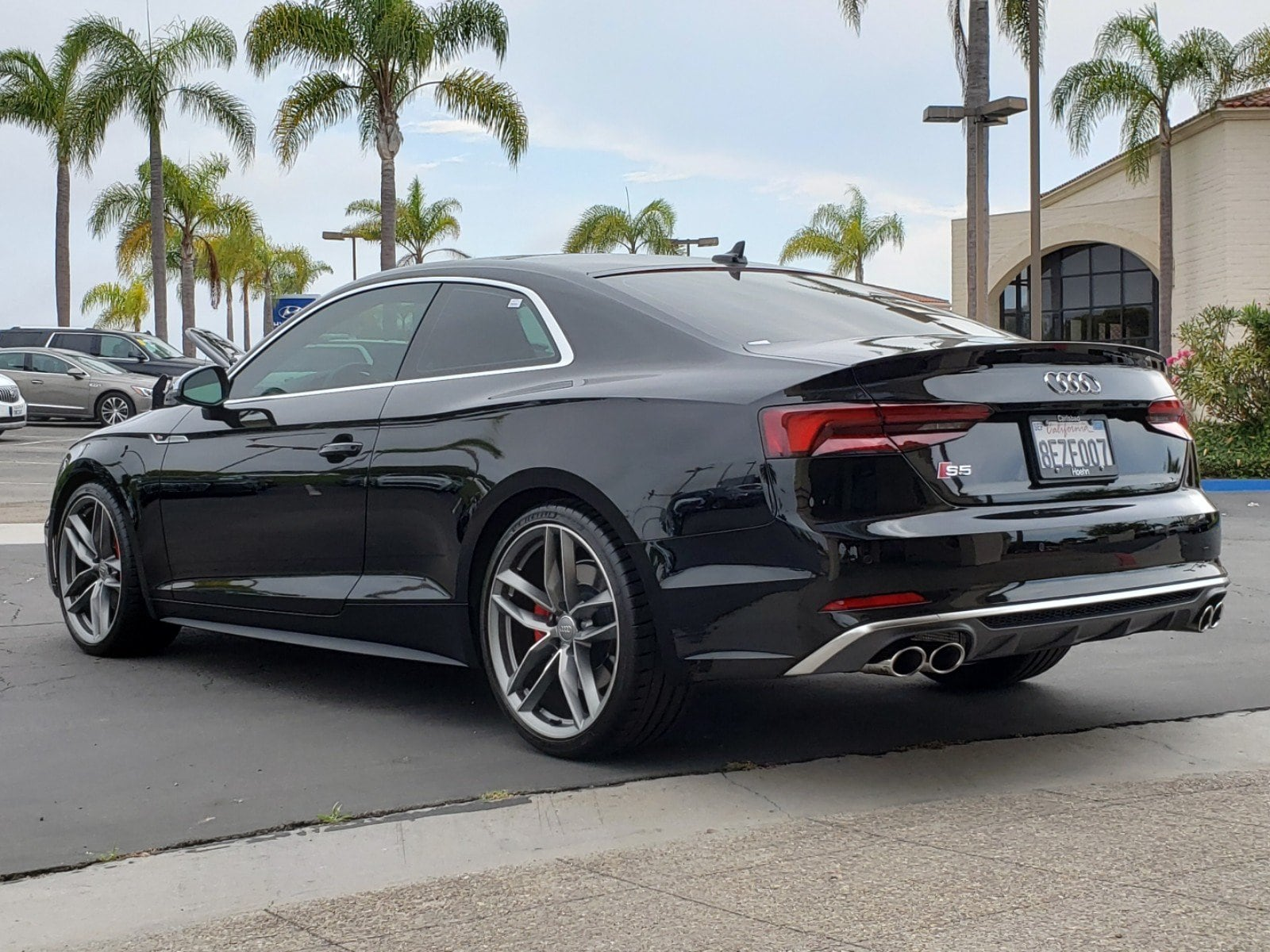 Pre-Owned 2018 Audi S5 Q Tiptronic 3.0T Premium Plus