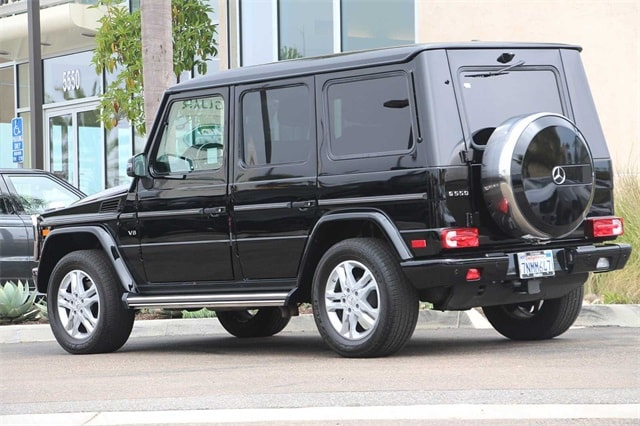 Pre-Owned 2015 Mercedes-Benz G-Class G 550