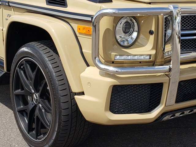 Pre-Owned 2016 Mercedes-Benz G-Class AMG® G 65
