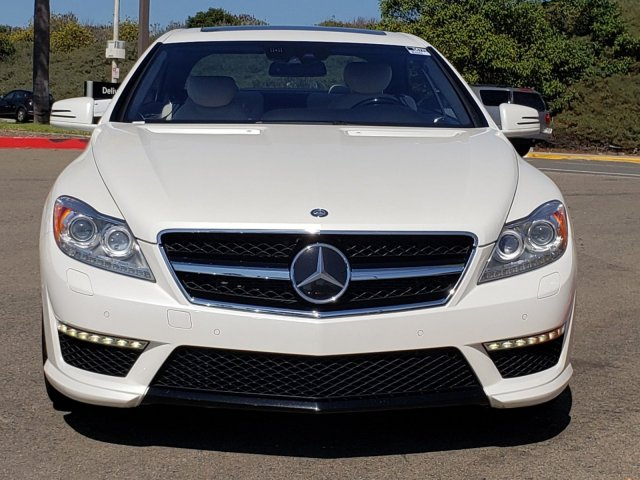 Pre-Owned 2013 Mercedes-Benz CL-Class CL 63 AMG®