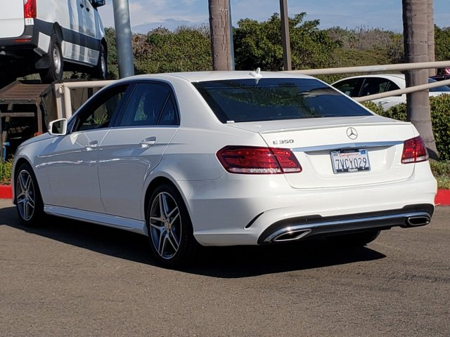 Pre-Owned 2016 Mercedes-Benz E-Class