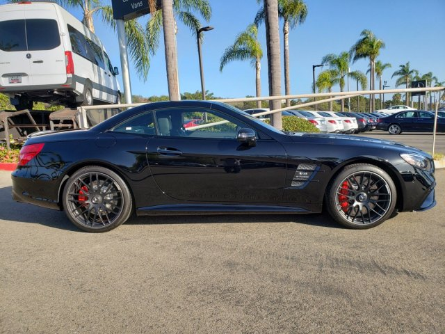 Pre-Owned 2018 Mercedes-Benz SL AMG® SL 63