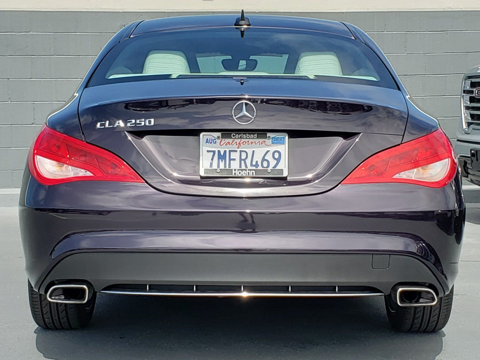 Pre-Owned 2015 Mercedes-Benz CLA 250