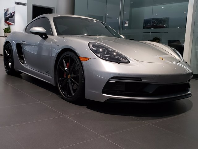 Certified Pre-Owned 2018 Porsche CAYMAN 718 GTS