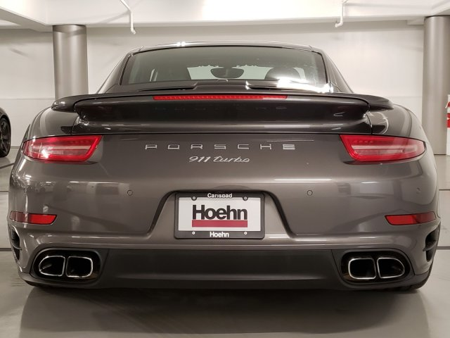 Certified Pre-Owned 2016 Porsche 911 Turbo