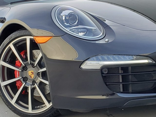 Certified Pre-Owned 2013 Porsche CARR S CAB
