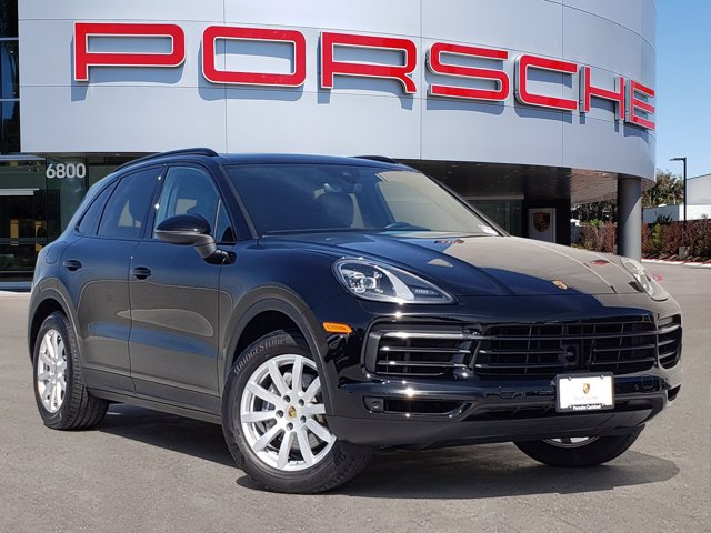 Certified Pre-Owned 2019 Porsche Cayenne Lease Offer