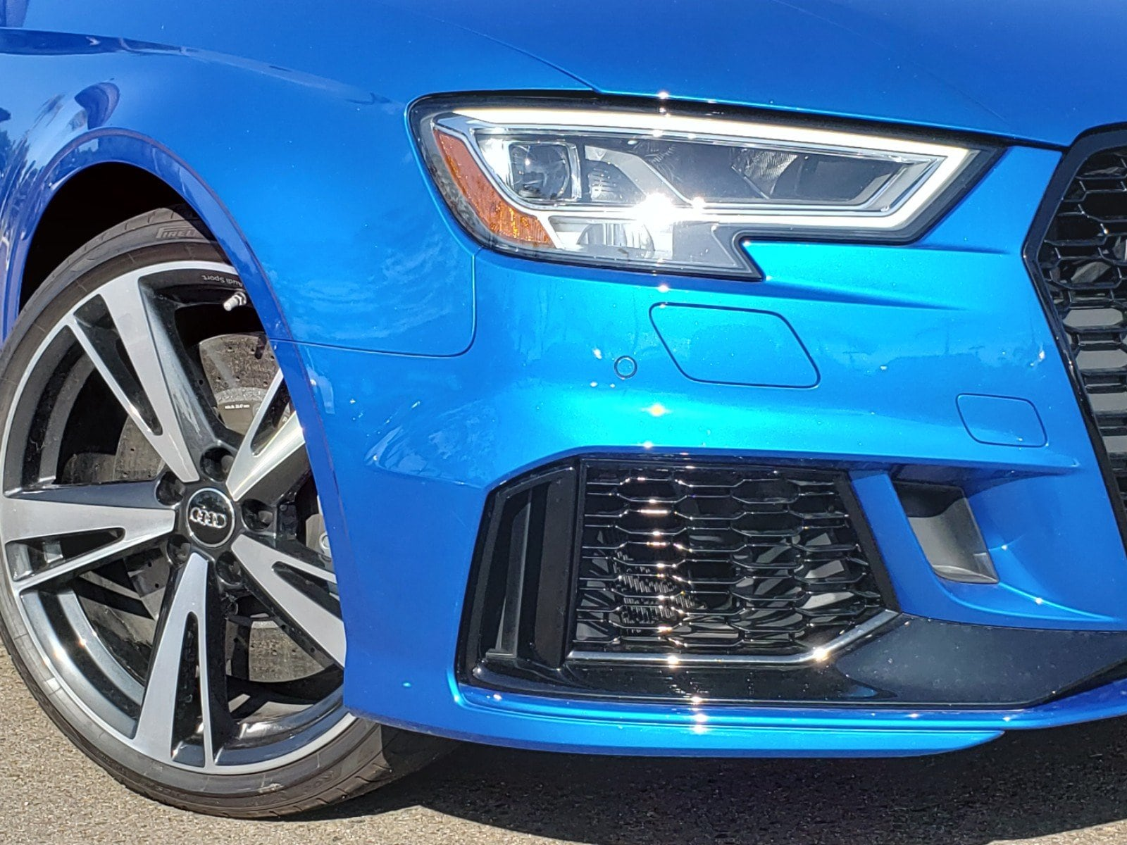 Pre-Owned 2018 Audi RS 3 2.5T