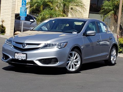 Pre-Owned 2017 Acura ILX