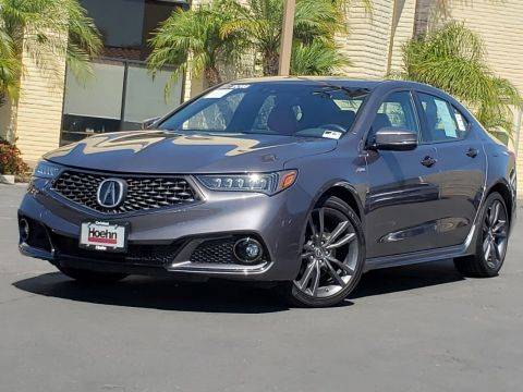 Pre-Owned 2018 Acura TLX 3.5L Tech & A-Spec Pkgs
