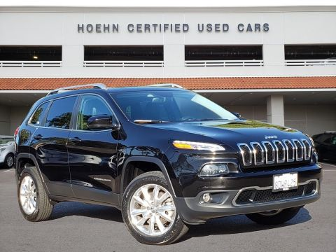 Pre-Owned 2016 Jeep Cherokee Limited 4x4
