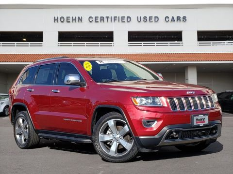 Pre-Owned 2014 Jeep Grand Cherokee Limited 4x4