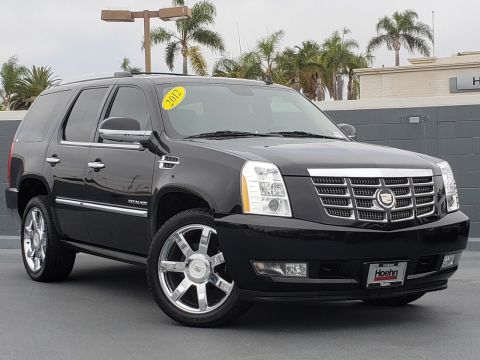 Pre-Owned 2012 CADILLAC Escalade Luxury AWD