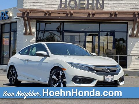 Pre-Owned 2017 Honda Civic Coupe Touring