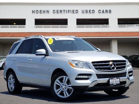 Pre-Owned 2012 Mercedes-Benz M-Class ML 350 4MATIC®