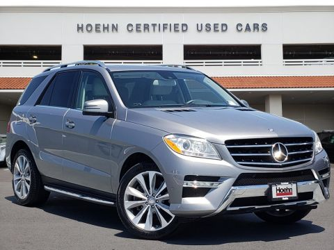 Pre-Owned 2013 Mercedes-Benz M-Class ML 550 4MATIC®