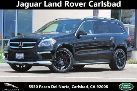 Pre-Owned 2016 Mercedes-Benz GL-Class GL 63 AMG®