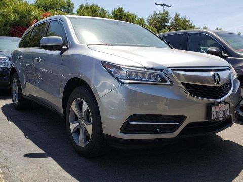 Pre-Owned 2016 Acura MDX MDX