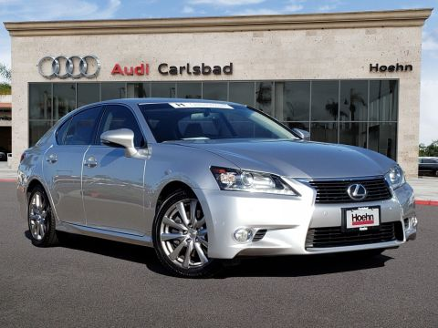 Pre-Owned 2013 Lexus GS350 FWD