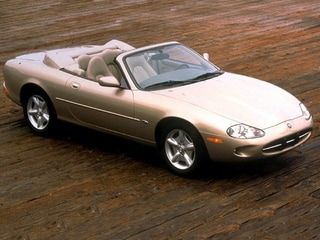 Pre-Owned 1999 Jaguar XK8 Base