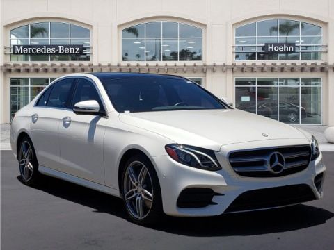 Pre-Owned 2017 Mercedes-Benz E-Class